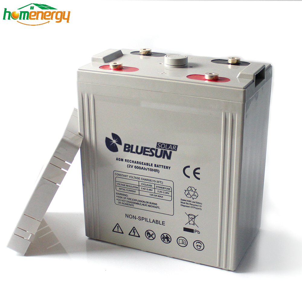 Bluesun high quality deep cycle 12V 150AH agm <strong>battery</strong> for solar system