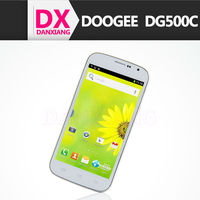 "Original Doogee Discovery DG500 cell phone MTK6582 quad core 1G RAM 4G ROM 5"" IPS screen andriod4.2 13.0 MP 3G"