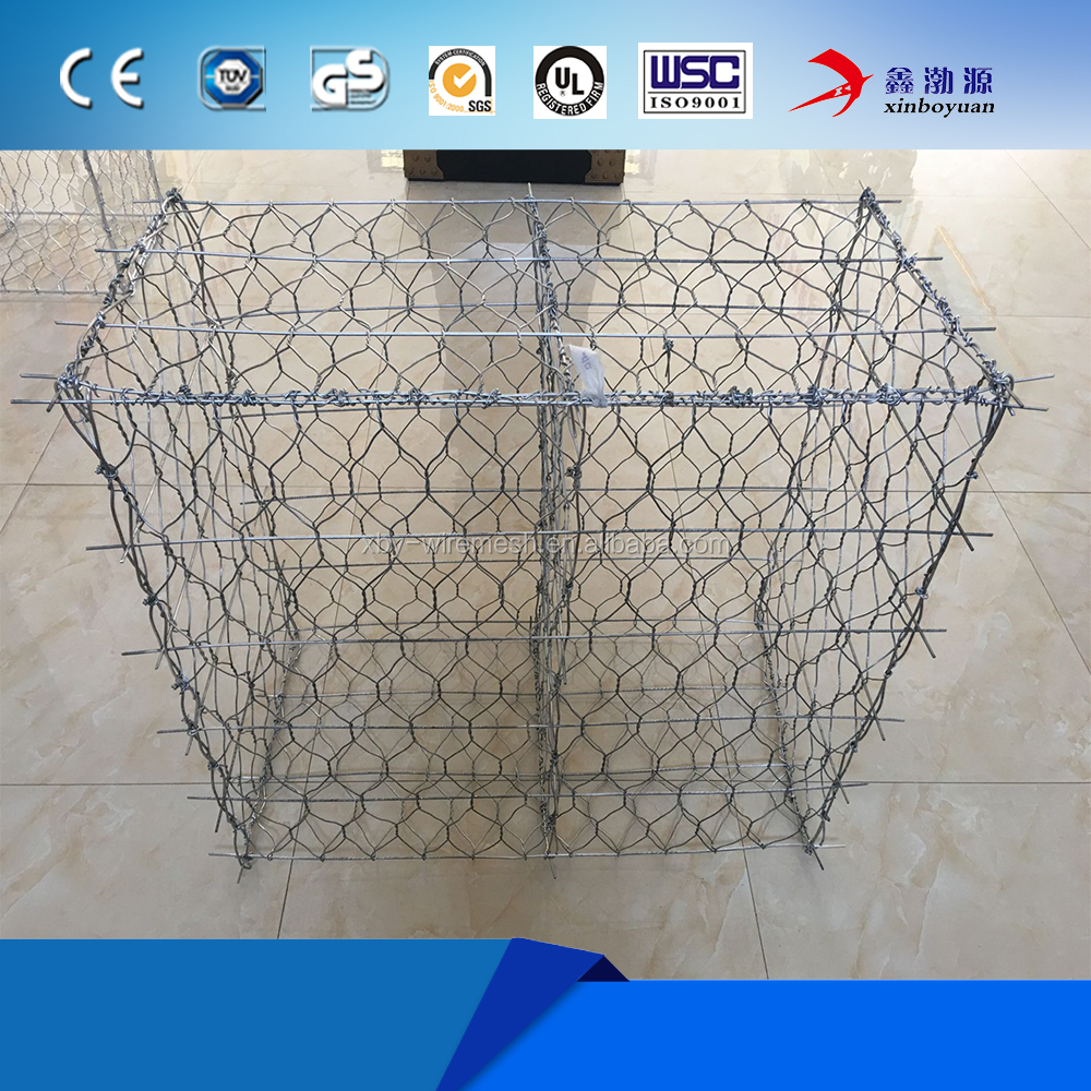 Anping gabion factory price (professional factory)
