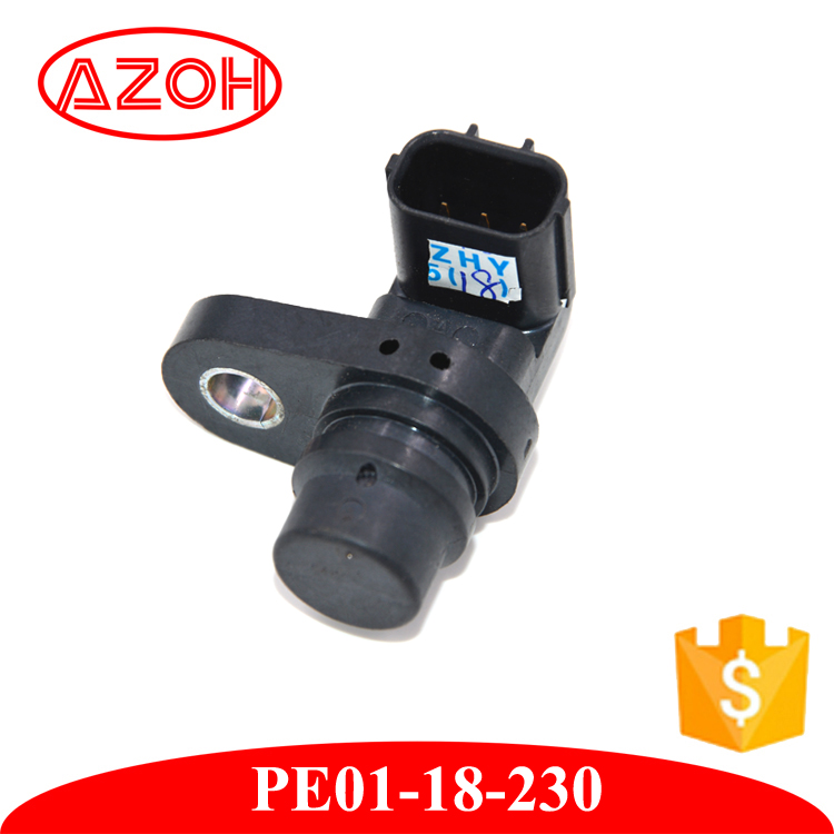 Hot Sale Japanese Car Original crankshaft position sensor PE01-18-230 for Mazda 2 3 6 CX5