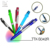Promotion multifunctional stylus pen gifts LED light phone holder ball pen with logo