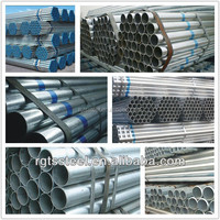 "Alibaba China 1 1/2"" Galvanized Schedule 10 Steel Pipe"