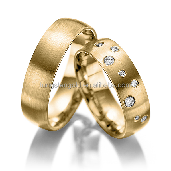 king and queen ring jewelry gold engagement and pair wedding ring