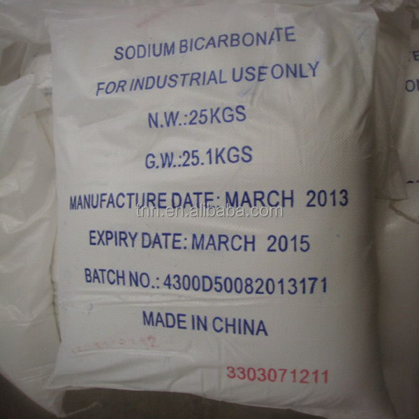 For Beverage SGS approved quality sodium bicarbonate granules distributor
