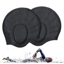 Earmuffs swimming caps A cap can protect the ear from the water