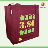 high quality wholesale non woven photo print on bag