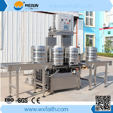 Keg Washer, Keg Cleaner, Keg Filler
