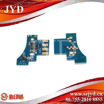 Factory price universal toner reset chips for JYD-L540 Universal toner chip for C540/543/544/546 X543/544/546/548 made in China