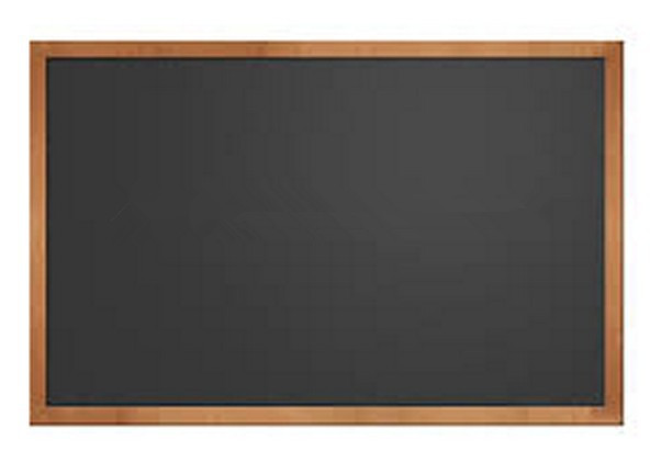 China suppliers Office magnetic wooden blackboard