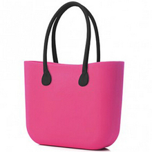 Fashion Lady Handbag,Silicone Tote Rubber Bag,EVA&Silicone Shoulder Bag