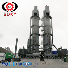 Professional Limestone Vertical Shaft Kiln For Active Lime Cement Industry Plant Hot sale China Suppliers