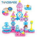 Most Popular DIY Gear Brick Toy Childrens Building Blocks