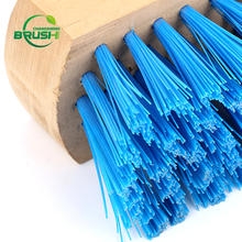 Experienced manufacturer supply wooden broom gutter pipe cleaning brush