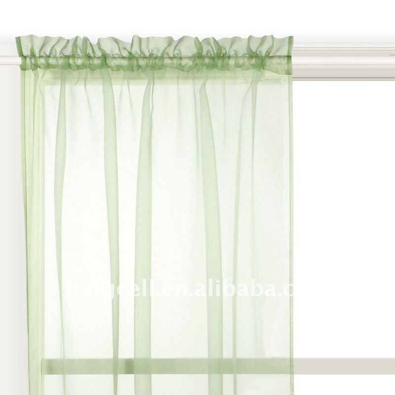 2012 high quality curtain new design