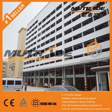 Automatic Mechanical Car Parking Shed