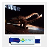 Dinosaurs come from Zigong Co-creation. Contact Yvonne
