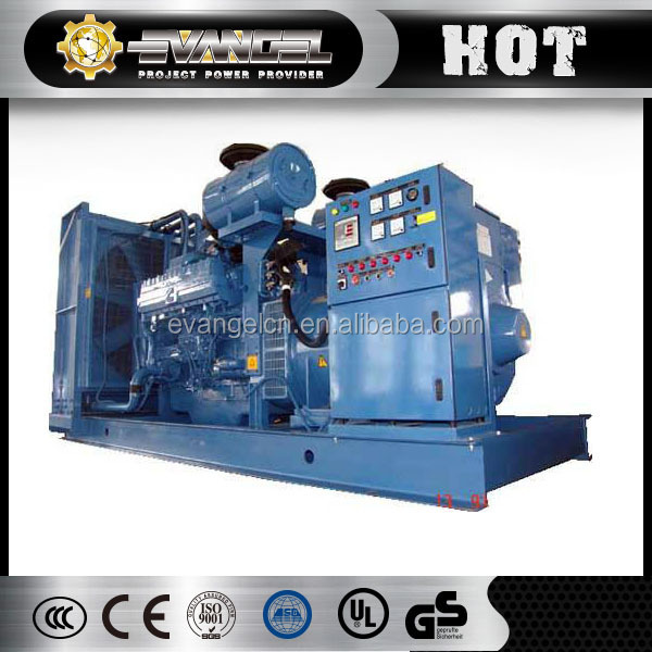 Diesel Generator Set fuel less generator