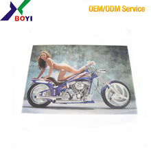 Modern 3D Sex Women Picture lenticular design