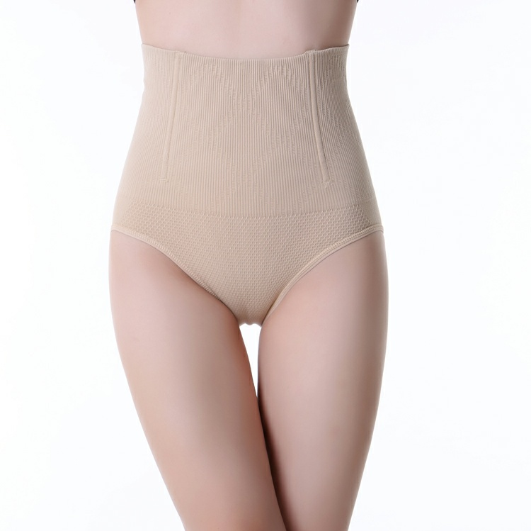 Top fashion women plus size breathable padded hot wholesale women high waist panty girdle