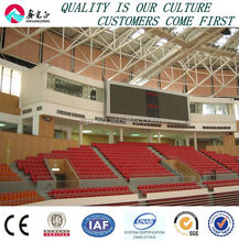 space frame structure roofing steel truss for stadium
