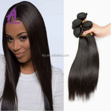 Remy Straight Human Hair Weaving Extensions/ Hair Weft Hair Manufacturer/ Brazilian Human Hair Weave