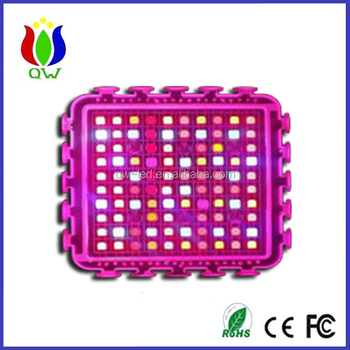 100W 7 bands plant growing led modules