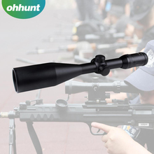 Wholesale Hunting outdoor optics rifle scope 4-16x56 ffp scope with red light