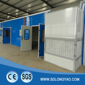 Furniture Spray Booth/Furniture Painting Room/Furniture Baking Booth LY-60