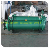 Less pollution Clinker tubular cooler / Rotary cooler/evaporative cooler