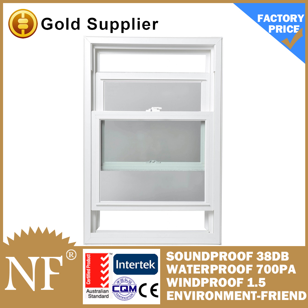 aluminum profile vertical sliding window