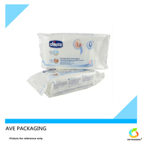 2015 hot sale product packing material Resealable Plastic Medicine Packaging Bag