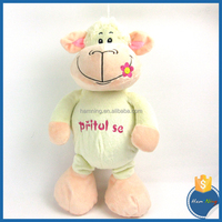 top quality 28cm sheep shape plush toys for sale