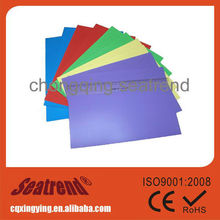 Gold supplier promotion high quality cheap colorful custom magnetic foam sheet