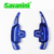 SAVANINI 2pcs High Quality Aluminum Steering Wheel Shift Paddle Shifter Extension For Benz A B C E CLA GLA class W205 W212.