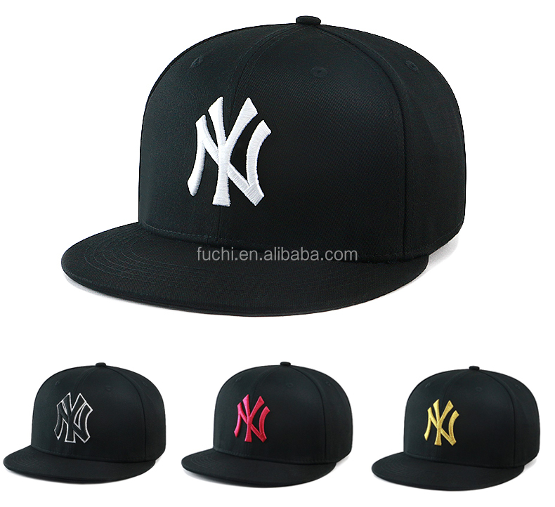 1pc/lot Wholesale Fashion Unisex Flat Brim Snapback Hip-hop <strong>Cap</strong>
