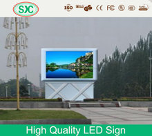 mobile trailer led sign ,2 years warranty and epistar chip ,more than 10 years waranty