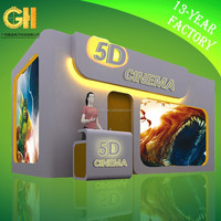 Manufacture Price Interactive dynamic cinema 8D 5D