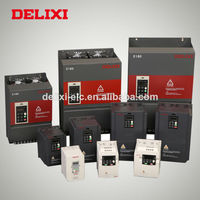 Superior Quality DELIXI 400W~2200W Power Inverter High Frequency Converter 50Hz to 60Hz