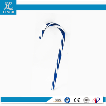 PVC 33cm Christmas Stick Ornaments