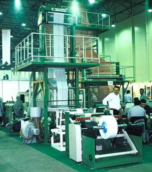 Extruder Film Machine