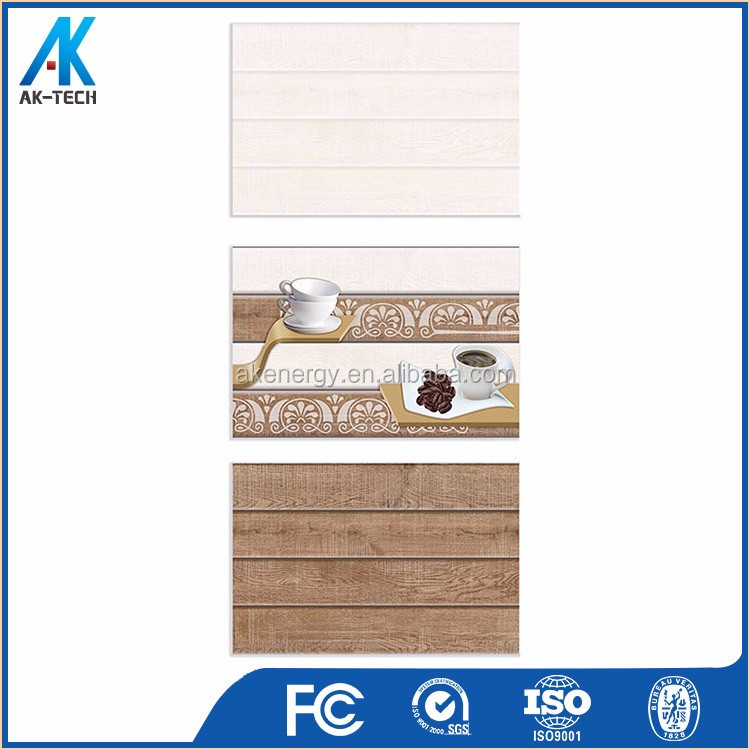 300x600 mm porcelain wall wood tile supplier , wall tile company in china