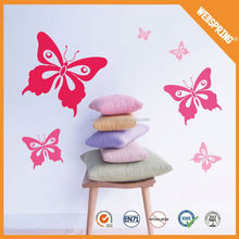 01-00064 New china products for sale butterfly 3d wall stickers pvc 3d wall paper sticker stree wall sticker