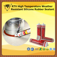 RTV High Temperature Weather Resistant Silicone Rubber Sealant