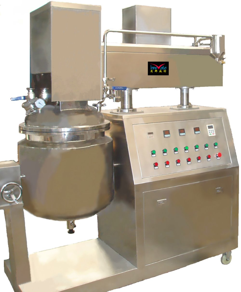 Low Price Cream Ointment Vacuum Mixer for wholesale