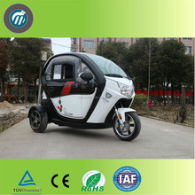 solar electric tricycle for passenger seat