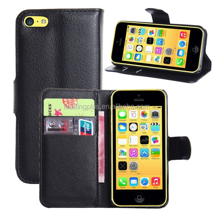 wholesale for iphone 5c cases,leather flip case cover for iphone 5c