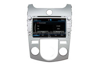 2 Din Car DVD for Kia Forte/Cerato/Coup/Shuma with Manual