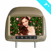 "7 inch taxi lcd advertising screen SD/USB 7"" taxi video advertising screen"