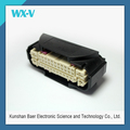 Factory Price Custom WX-V 38 Pin PA66-GF20 Material Black Sealed Automotive ECU Connector 1928405154