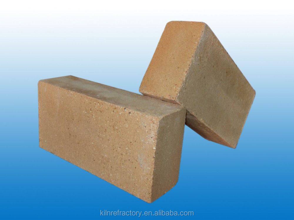 Manufacture SK32 SK34 Low Porosity Refractory Fire Clay Brick For Sale